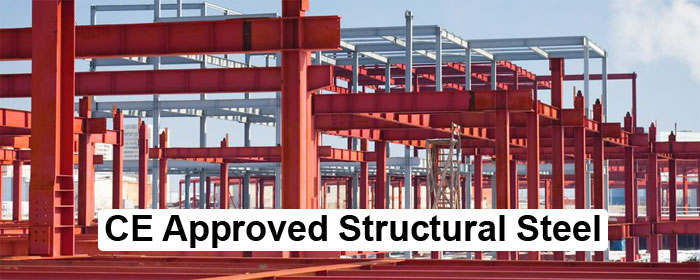CE Certified Structural Steelwork Steel Beams